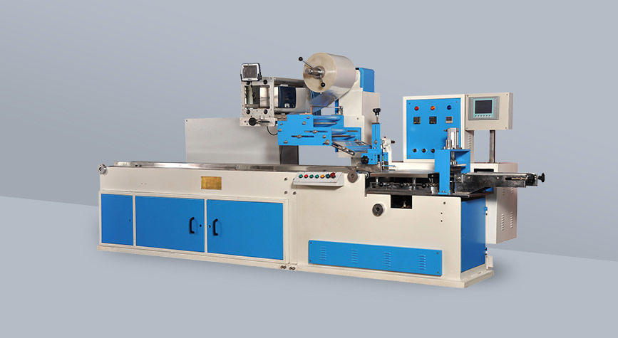 Flow wrap machine supplier