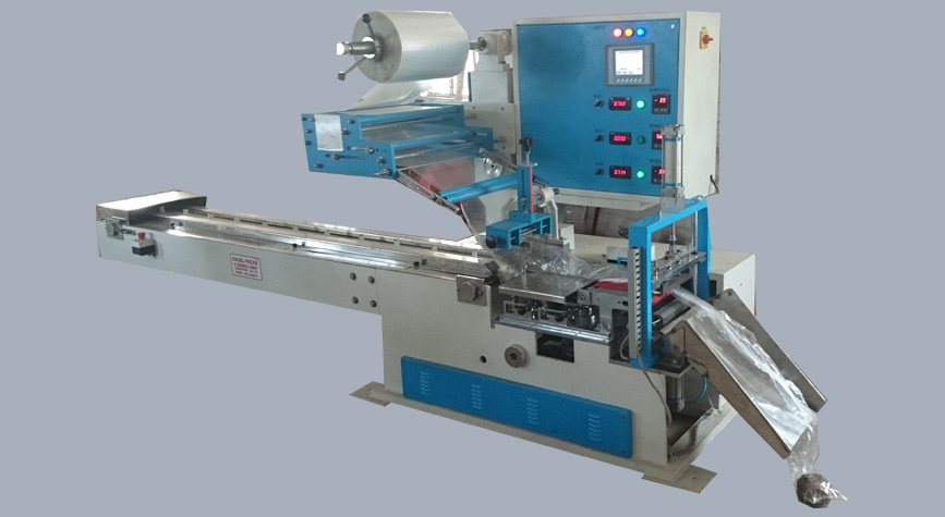 Flow pack machine supplier