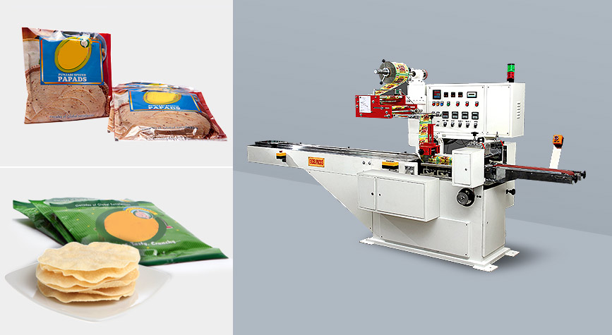 Papad packing machine manufacturer