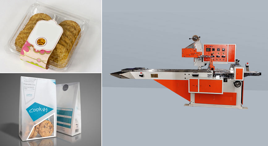 Cookies package machine manufacturer