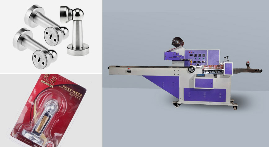 Door magnetic stopper packaging machinery supplier