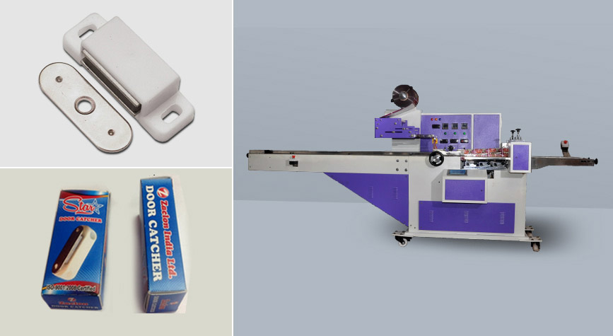 Magnetic catcher packing machine manufacturer
