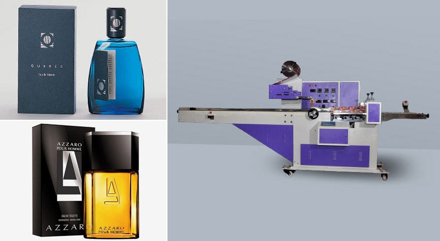 Perfume packaging machine manufacturer